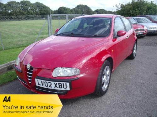 Alfa Romeo 147  T.SPARK 16V LUSSO - PART EXCHANGE TO CLEAR -