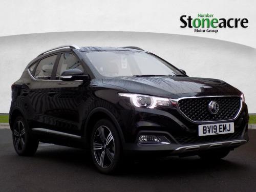 MG ZS  1.5 VTi-TECH Exclusive SUV 5dr Petrol (s/s) (106 ps)
