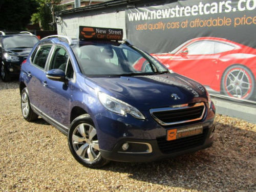 Peugeot 2008 Crossover  1.4 HDi Active 5dr