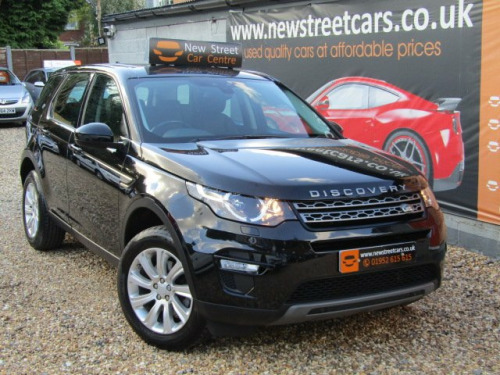 Land Rover Discovery  2.0 TD4 SE Tech 4WD ss 5dr