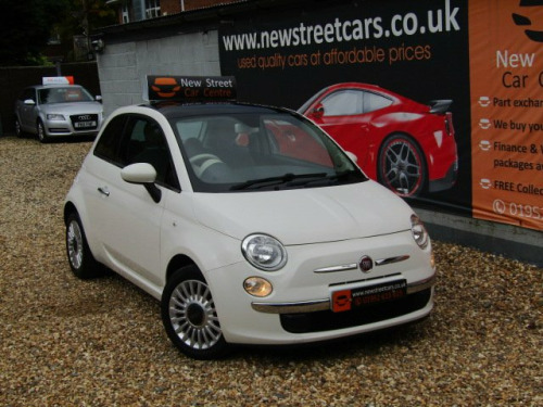 Fiat 500  1.2 Lounge ss 3dr