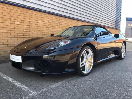 Ferrari 430  4.3 F1 2dr