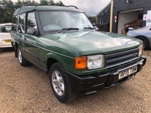 Land Rover Discovery  TDI 95