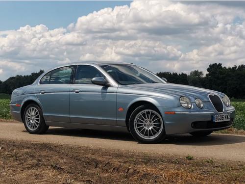 Jaguar S-TYPE  2.7 D V6 Auto SE