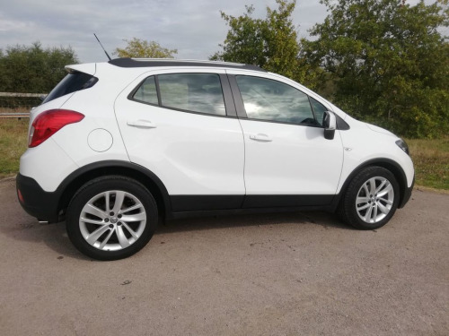 Vauxhall Mokka  1.4 EXCLUSIV S/S 5d 138 BHP ONE OWNER FROM NEW