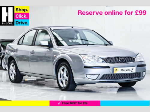 Ford Mondeo  2.0 LX 5dr