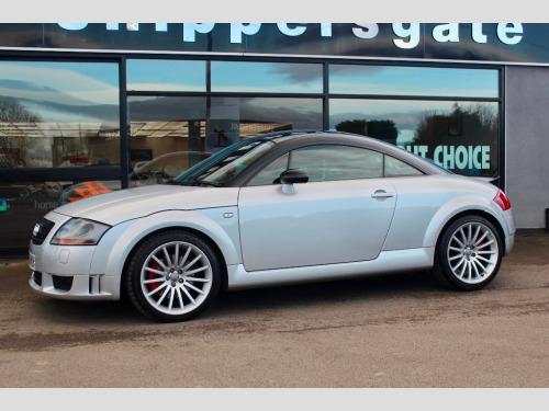 Audi TT  1.8 T Sport Quattro 3dr Quattro