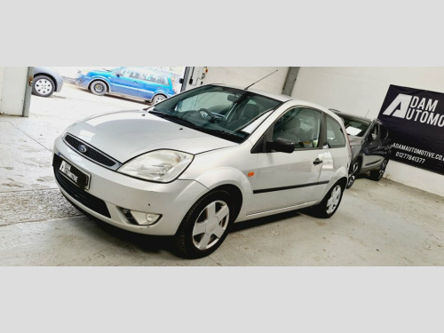 Ford Fiesta  1.4 ZETEC 16V LOW INS LOW TAX PART EXCHANGE TO CLE
