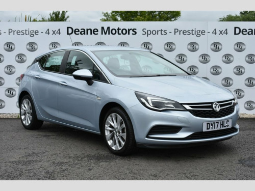 Vauxhall Astra  1.4 DESIGN 5d 123 BHP JUST ARRIVED LOVELY COLOUR