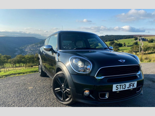 MINI Cooper  2.0 COOPER SD ALL4 3d 143 BHP Finance from as low