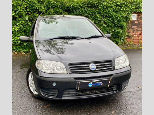 Fiat Punto  1.2 8V ACTIVE 3d 59 BHP PART EXCHANGE TO CLEAR