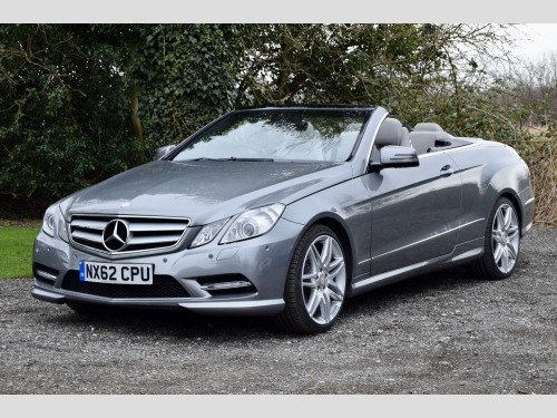 Mercedes-Benz E-Class E250 E250 CDi BlueEFFiCiENCY 7G-Tronic Auto Sport