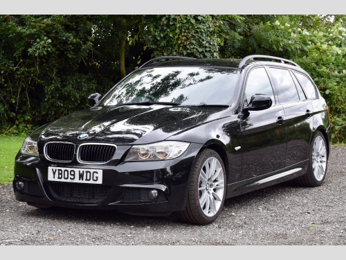 BMW 3 Series 318 318d 318 M Sport Business Edition