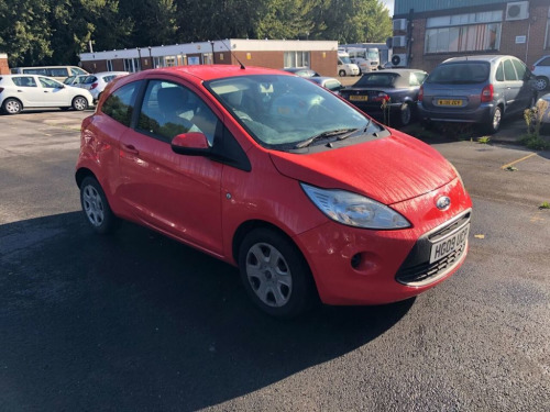 Ford Ka  1.2 STYLE PLUS 3d 69 BHP ONLY £30 PER YEAR C