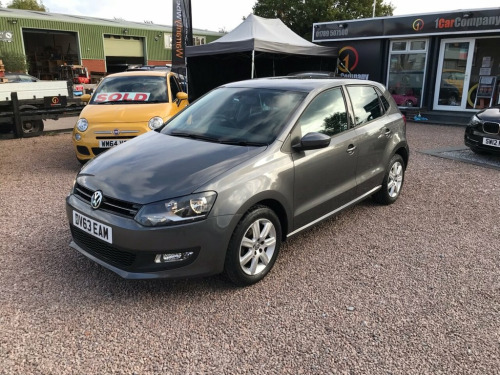 Volkswagen Polo  1.2 MATCH EDITION 5d 59 BHP