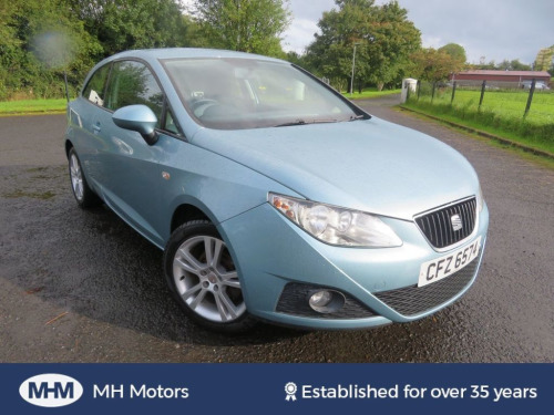 SEAT Ibiza  1.6 SPORT 3dr 103 BHP ONLY 2 OWNERS LOW INSURANCE