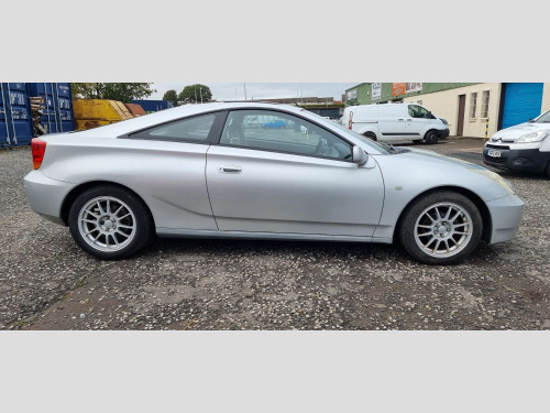 Toyota Celica  VVTI Spares Or Repair PX To Clear Great Looking Car