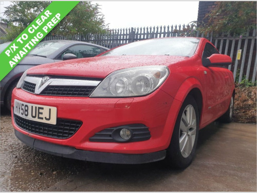 Vauxhall Astra  1.6 SXI 3d 115 BHP P/X TO CLEAR