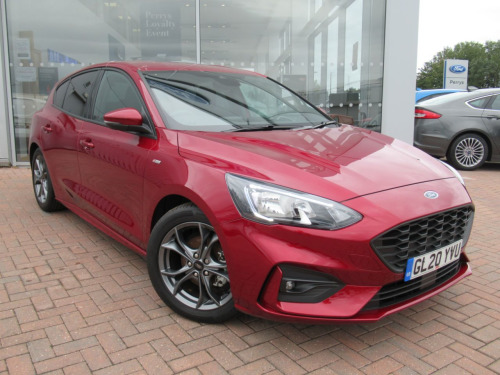 Ford Focus   1.0 ST-Line 5dr 6Spd 125PS