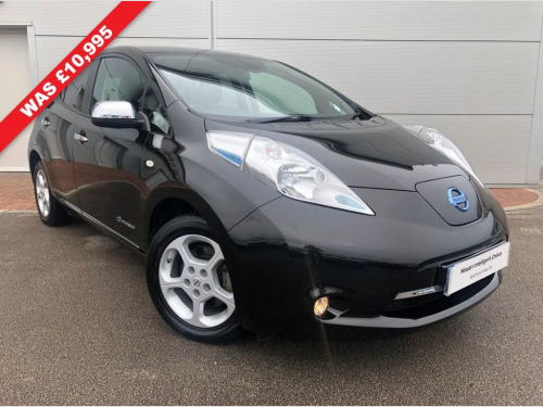Nissan Leaf  Acenta 24kWh 5dr Auto 6.6KW ON BOARD CHARGER