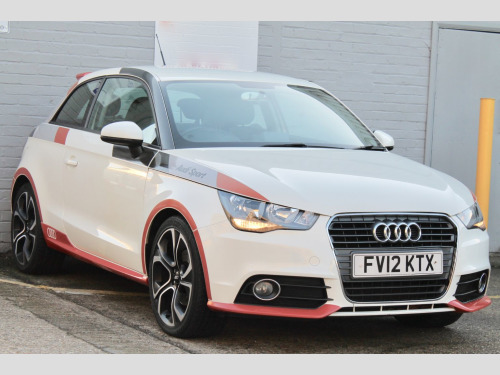 Audi A1  TFSI COMPETITION LINE 3-Door