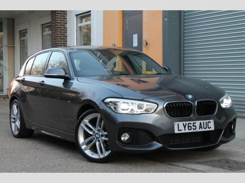 BMW 1 Series 118 118I M SPORT 5-Door