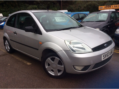 Ford Fiesta  1.4 Flame 3dr