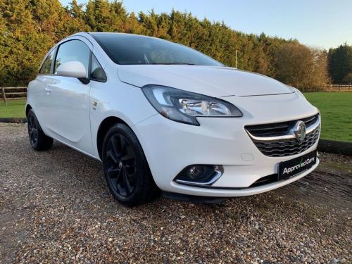 Vauxhall Corsa  1.2 SRI ECOFLEX 3d 74 BHP