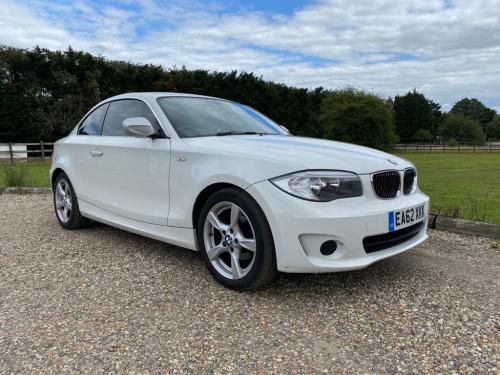 BMW 1 Series  2.0 118D EXCLUSIVE EDITION 2d 141 BHP