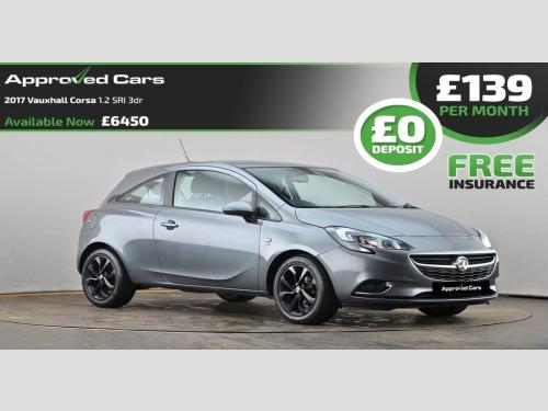 Vauxhall Corsa  1.4 SRI 3d 74 BHP