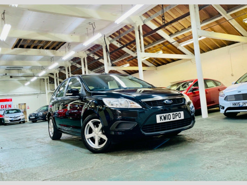 Ford Focus  1.6 TDCi Style 5dr [110] [DPF]