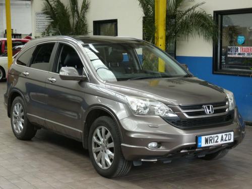 Honda CR-V  2.2 I-DTEC EX 5d 148 BHP 3 MONTHS WARRANTY