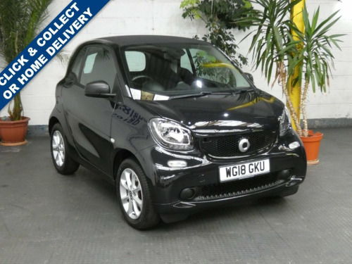 Smart fortwo  1.0 PASSION 2d 71 BHP FULLY PREPARED TO HIGH STAND