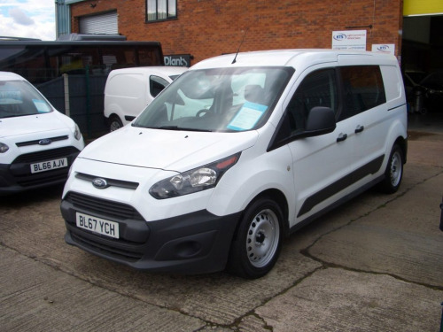 Ford Transit Connect  1.5 230 DCIV 100 BHP