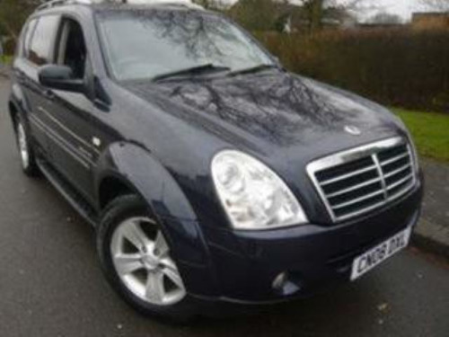 Ssangyong Rexton  2.7 TD SPR T-Tronic 4x4 5dr