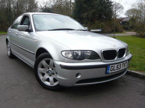 BMW 3 Series 318 318i SE 4dr Auto