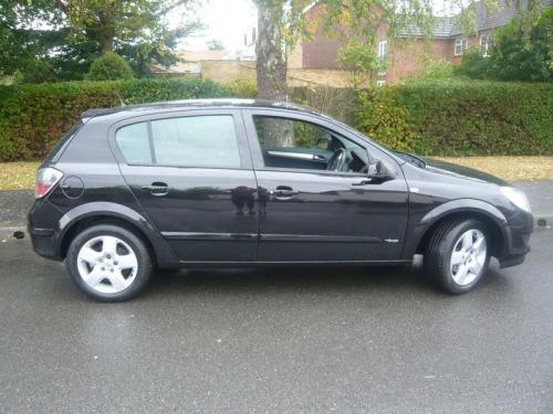 Vauxhall Astra  1.6i 16V Breeze [115] 5dr
