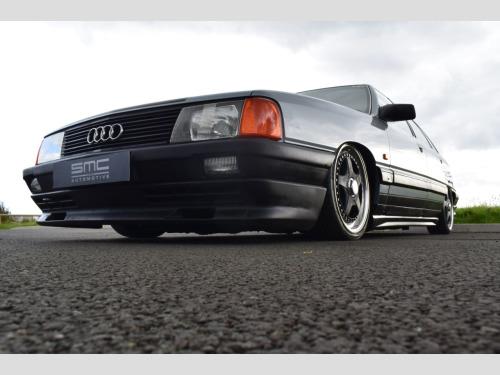 Audi 100  100E Auto Restomod Showcar
