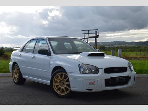 Subaru Impreza  Type C Unregistered Delivery Mileage