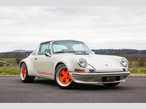 Porsche 911  911 Targa Widebody  Restomod Backdate