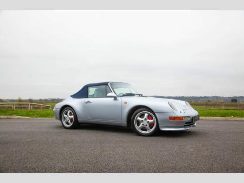 Porsche 911  Cabriolet low miles