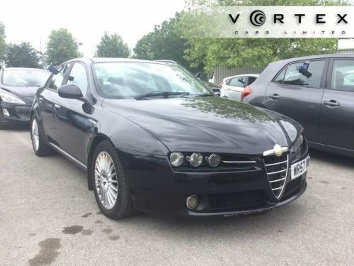 Alfa Romeo 159  1.9 JTD LUSSO 4d 150 BHP + NATIONWIDE DELIVERY AVA