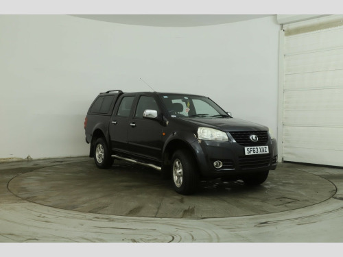Great Wall Steed  Double Cab Pick Up 2.0 SE