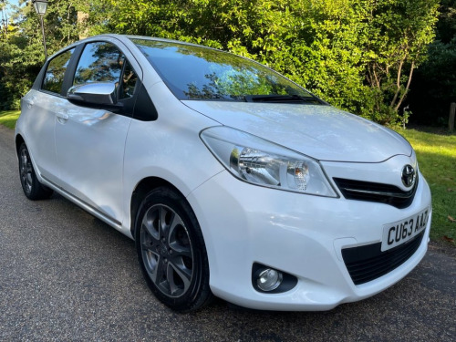 Toyota Yaris  1.3 VVT-I TREND 5d 98 BHP Free Nationwide Delivery