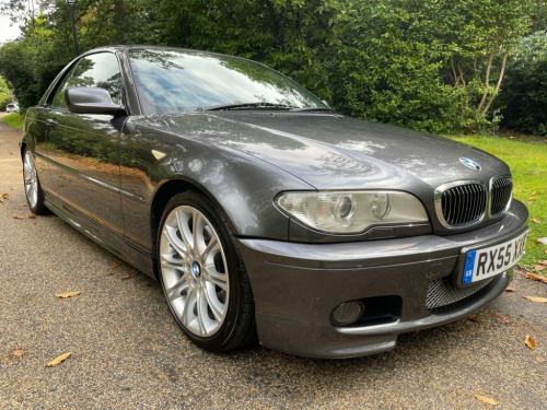 BMW 3 Series  3.0 330CI SPORT 2d 228 BHP Free Nationwide Deliver