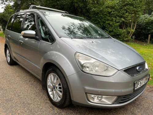 Ford Galaxy  2.0 GHIA TDCI 5d 143 BHP Free Nationwide Delivery*