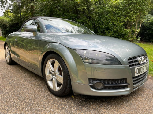Audi TT  2.0 TFSI 2d 200 BHP Free Nationwide Delivery**