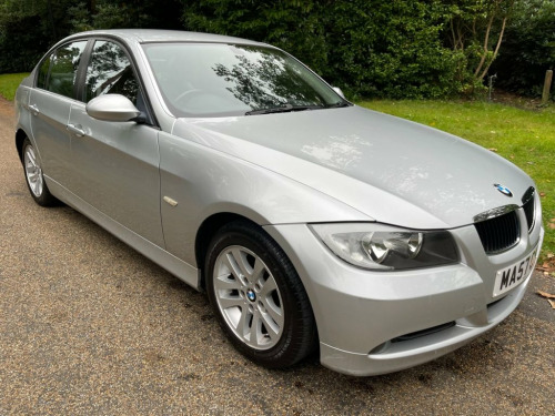 BMW 3 Series  2.0 320D SE 4d 161 BHP Free Nationwide Delivery**