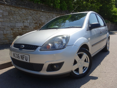 Ford Fiesta  1.4 Zetec 5dr [Climate]