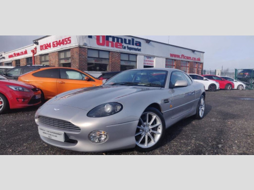 Aston Martin DB7  5.9 Vantage 2dr p/x welcome